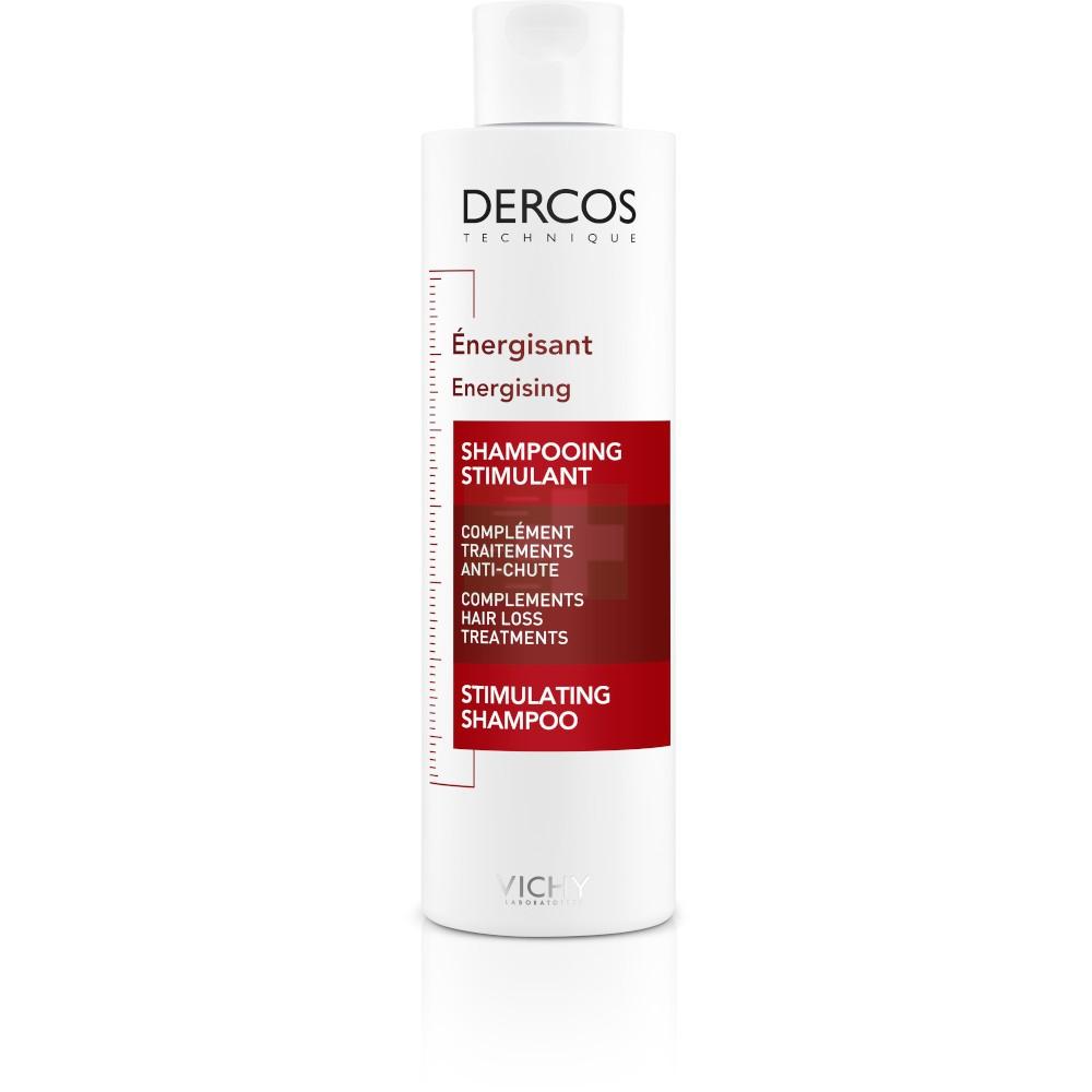 Dercos Linea Energizzante Shampoo Anticaduta Capelli Fragili e Sottili 200 ml