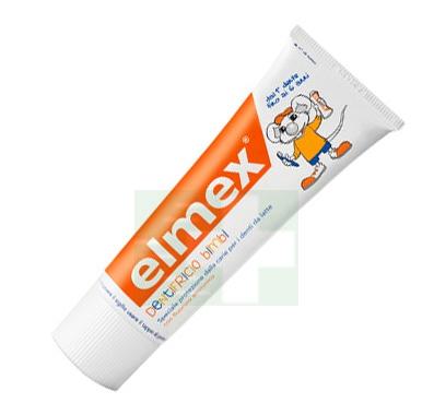 elmex Linea Igiene Dentale Quotidiana Dentifricio Bimbi Protezione 0-6 Anni 50ml