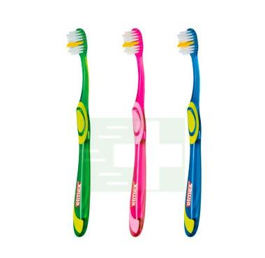 elmex Linea Igiene Dentale Quotidiana Bimbi Spazzolino Delicato Junior 6-12 Anni