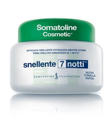 Somatoline Cosmetic Linea Snellenti Trattamento Drenante Intensivo 7 Notti 250ml