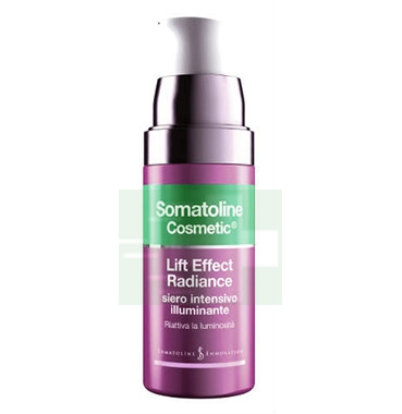 Somatoline Cosmetic Linea Lift Effect Radiance Siero Illuminante Viso 30 ml