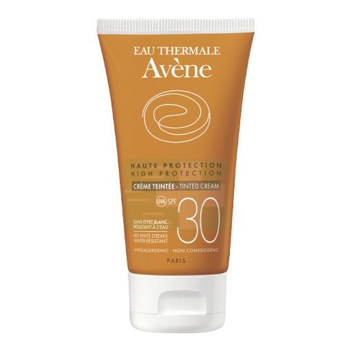 Avene Linea Solare Pelli Sensibili SPF30 Crema Colorata Protezione Media 50 ml