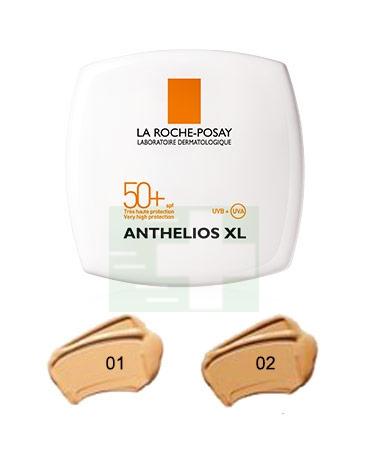 La Roche Posay Linea Anthelios SPF50+ XL Crema Compatta Uniformante Colore 01 9g