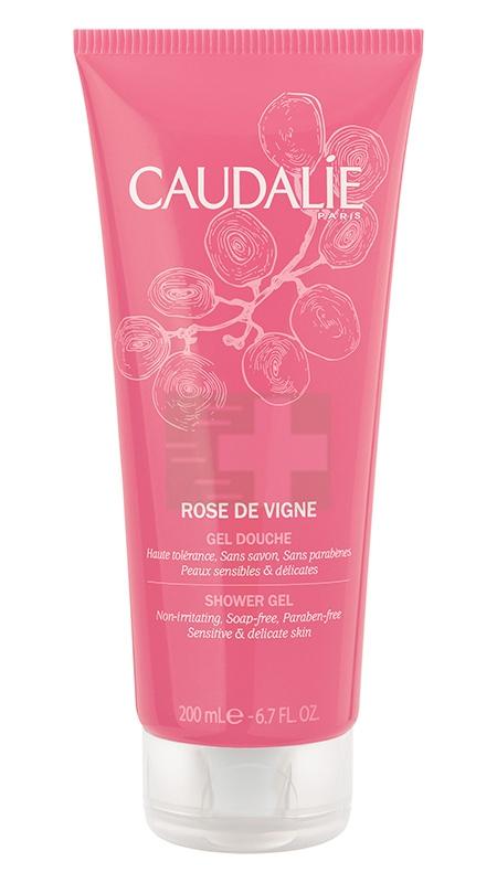 Caudalie Linea Rose De Vigne Frizzante Leggera Fresca Gel Doccia Idratante 200ml