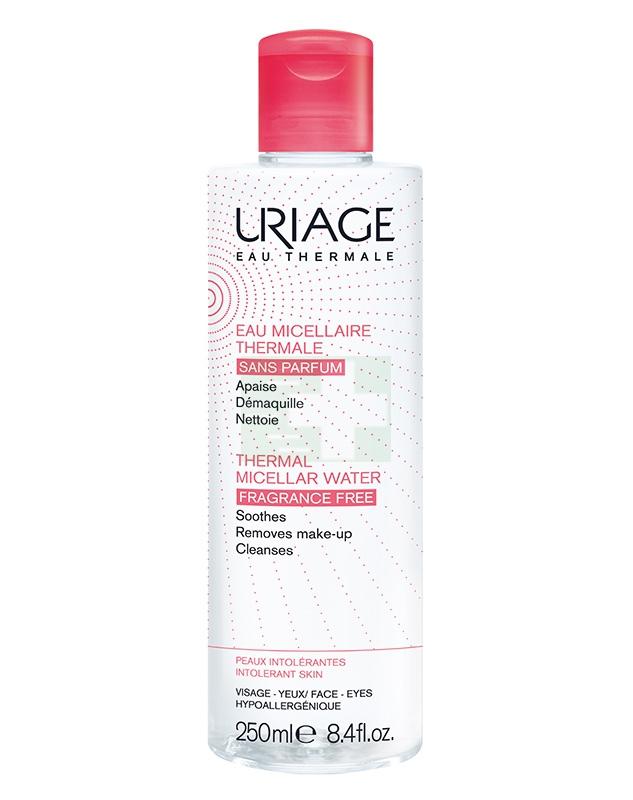Uriage Linea Detergente Viso Acqua Micellare Delicata Senza Profumo 500 ml
