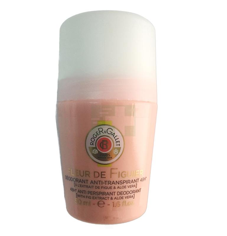 Roger&Gallet Linea Fleur De Figuier Deodorante Antitraspirante 48h Roll-on 50 ml