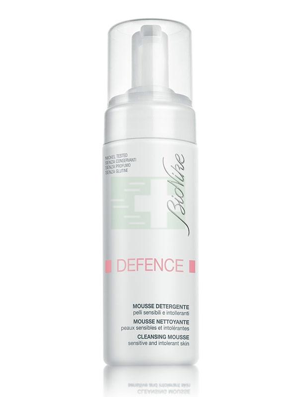 BioNike Linea Defence Detersione Mousse Detergente Delicata Viso 150 ml