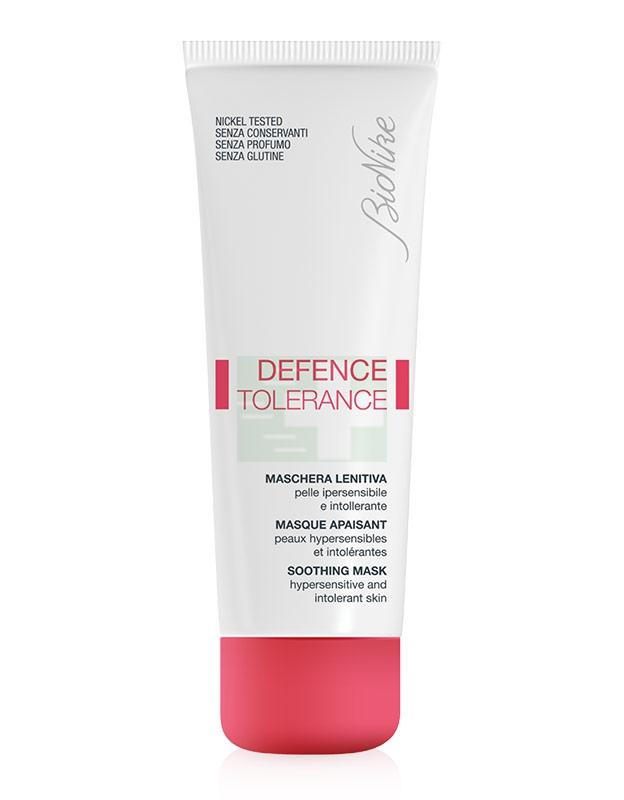 BioNike Linea Defence Tolerance Maschera Lenitiva Anti-Arrossamenti 50 ml