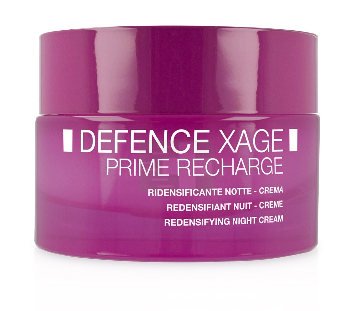 BioNike Linea Defence Xage Prime Recharge Crema Ridensificante Notte 50 ml