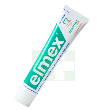 elmex Linea Igiene Dentale Quotidiana Dentifricio Sensitive Plus 100 ml