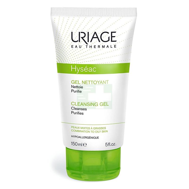 Uriage Linea Pelle Grassa Impura Hyseac Gel Detergente Purificante Viso 150 ml