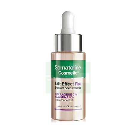 Somatoline Cosmetic Linea Lift Effect Plus Anitetà Globale Booster Siero Viso