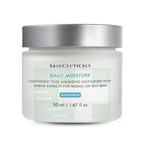 SkinCeuticals Linea Viso Daily Moisture Idratante Pelle Normale e Grassa 50 ml