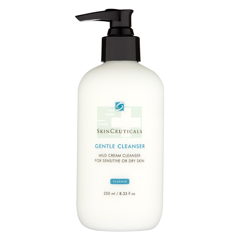SkinCeuticals Linea Viso Gentle Cleanser Crema Detergente Anti-Impurità 250 ml