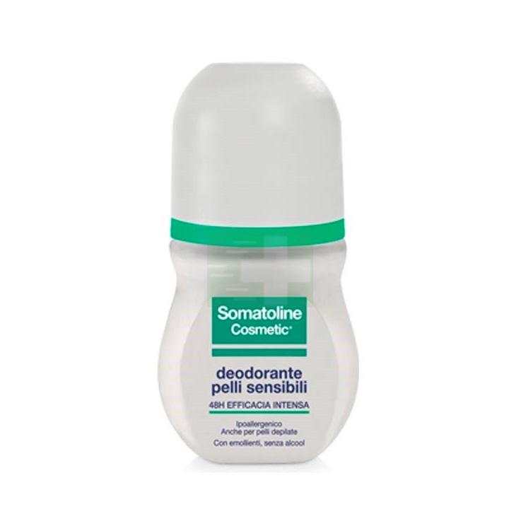 Somatoline Cosmetic Linea Deodorante Pelli Sensibili Roll-on 50 ml Offerta Spec