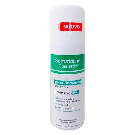 Somatoline Cosmetic Linea Deodorante Ipersudorazione Spray Intensivo RP 150 ml