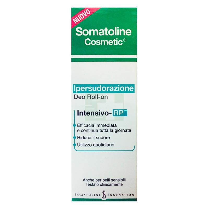 Somatoline Cosmetic Linea Deodorante Ipersudorazione Roll-on Delicato 40 ml