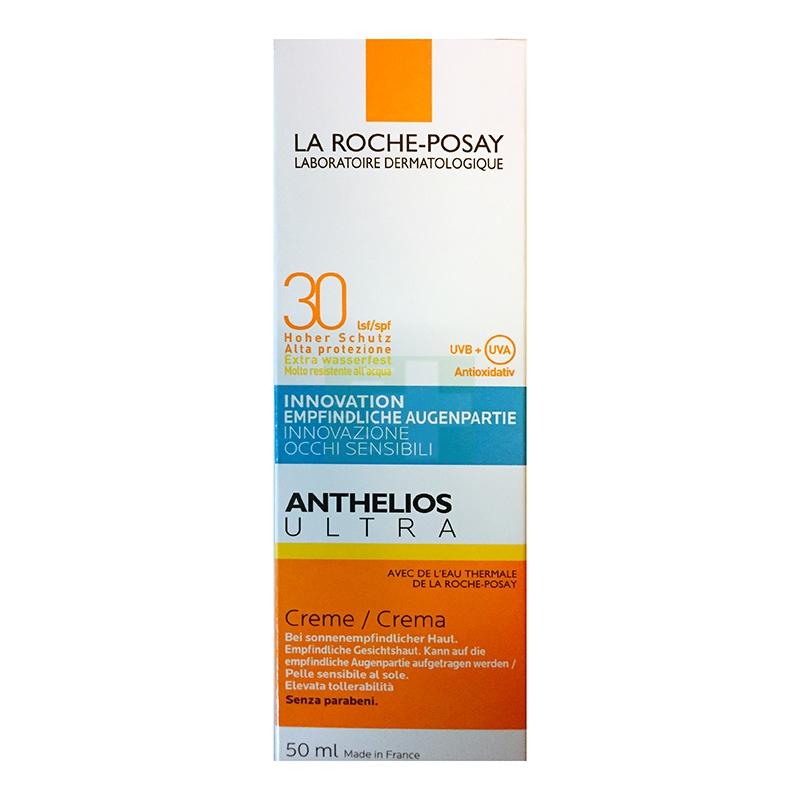 La Roche Posay Linea Anthelios SPF30 Ultra Profumata Occhi Sensibili 50 ml